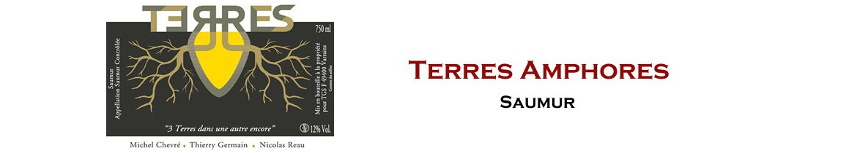 Terres Amphores Michel Chevré * Thierry Germain * Nicolas Reau