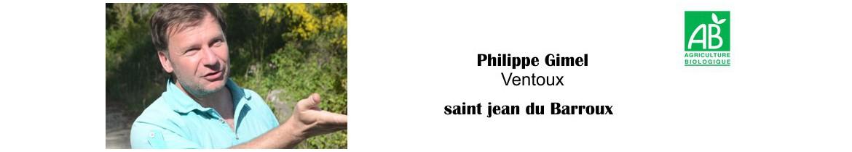 St Jean du Barroux - Bio