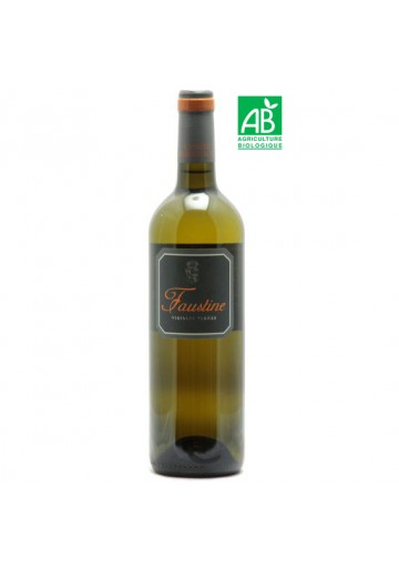 Faustine 75cl weiss