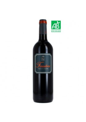 Faustine 75cl rot