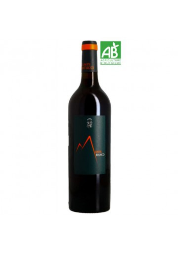 Monte Bianco rouge