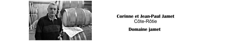 Domaine Corinne, Jean-Paul & Loïc Jamet